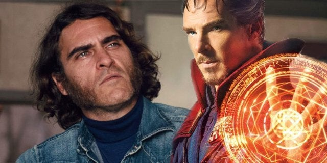 joaquin phoenix doctor strange marvel cinematic universe