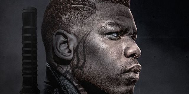 Johnn Boyega as Blade by BossLogic