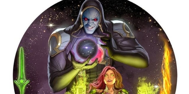 Justice League Odyssey Darkseid