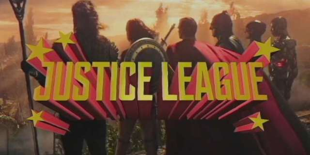 Justice League Retro Trailer