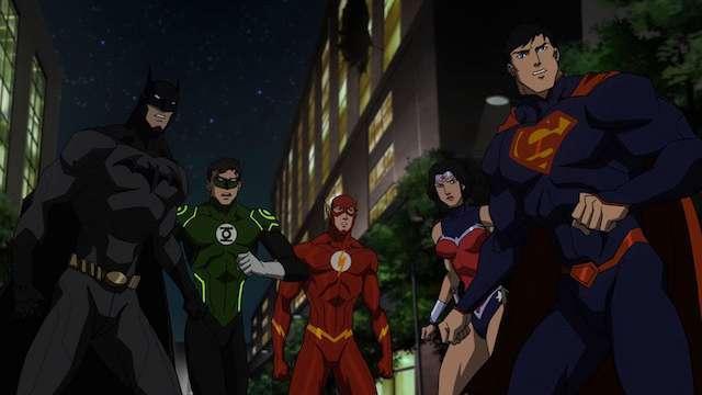 death of superman film