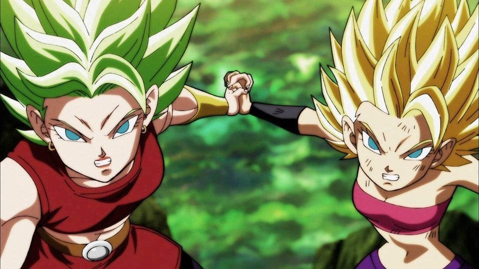Dragon Ball FighterZ Teases Broly Trailer