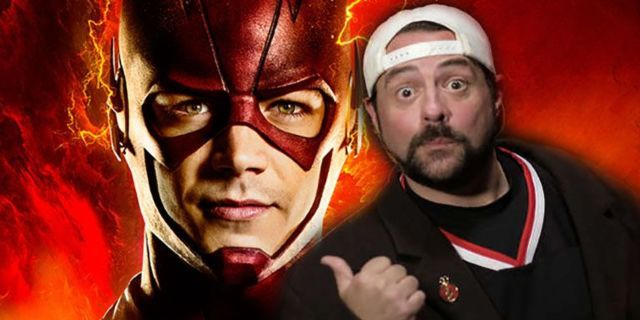 kevin smith get well the flash