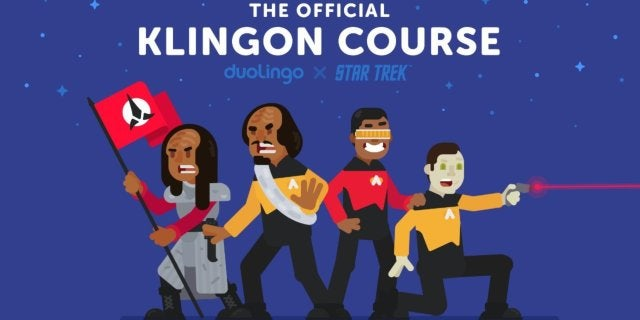 Klingon Duolingo