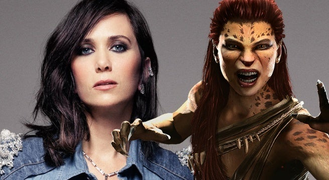 Director confirms Kristen Wiig as 'Wonder Woman' villain Cheetah