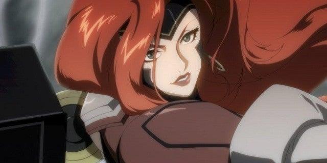 League of Legends Gun Goddess Miss Fortune Cinematic