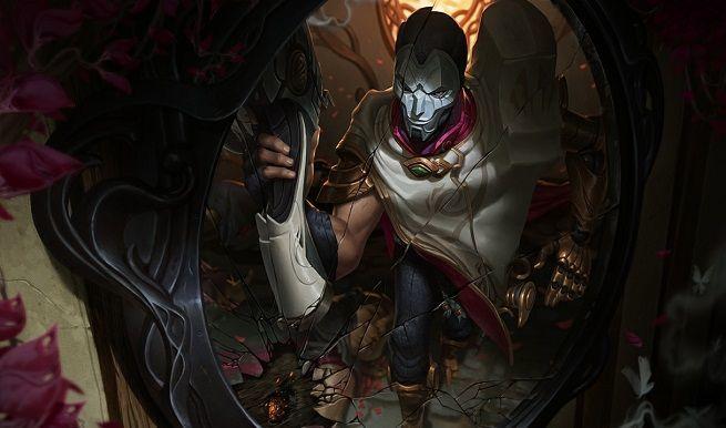League of Legends Jhin