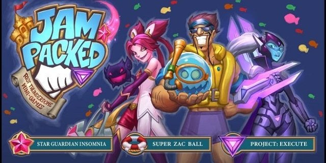 League of Legends Minigames
