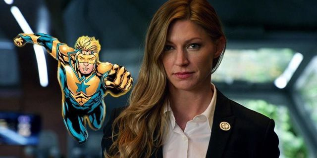 legends of tomorrow ava sharpe booster gold