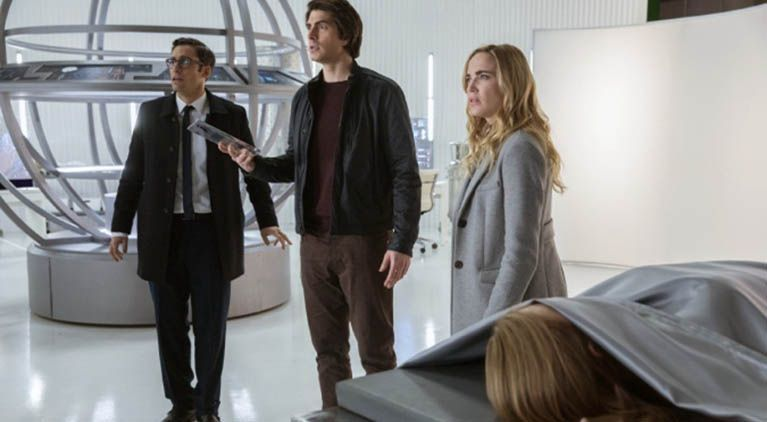 Check Out A Promo For Next Week's Legends of Tomorrow
