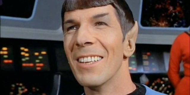 Leonard Nimoy's Son Got Married to a Star Trek Star on His Father's Birthday