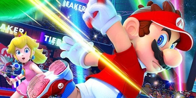 Mario Tennis Ace 2