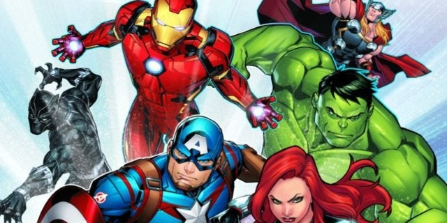 Marvel Avengers Dole