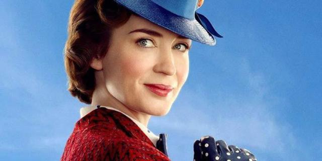 mary poppins returns trailer oscars