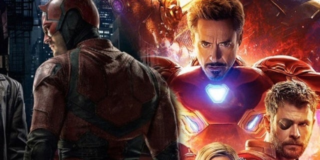 'Avengers: Infinity War' Director On Possibility Of Including Marvel Netflix Characters