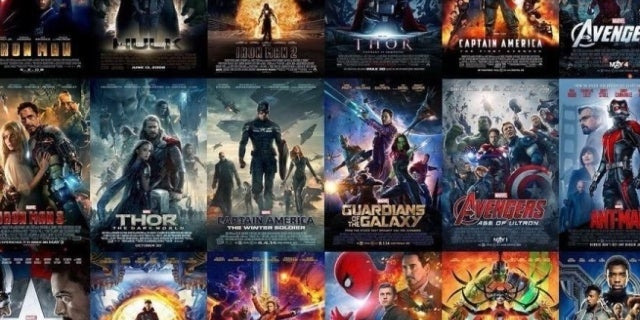 mcu movies marvel cinematic universe