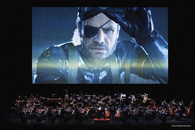 A METAL GEAR Orchestra is Coming to America This Year