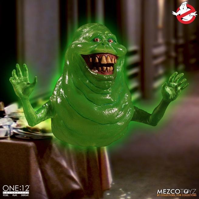 mezco-slimer-figure