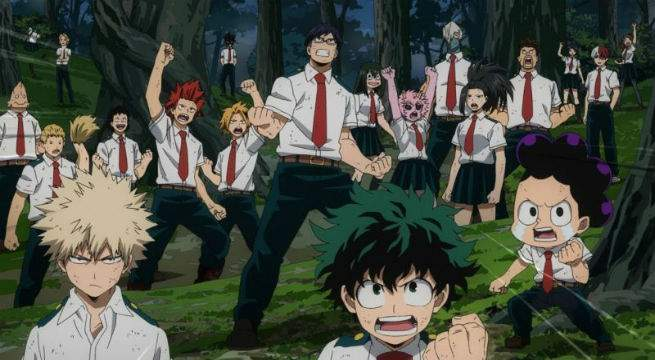 What You Need To Know About 'My Hero Academia' Season 3