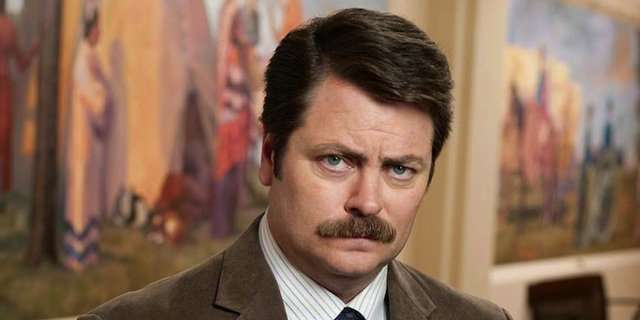Nick Offerman Joins the Good Omens Series Cast