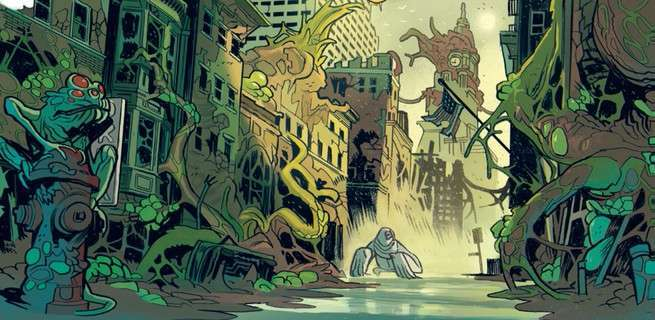 Oblivion Song Review - Monster