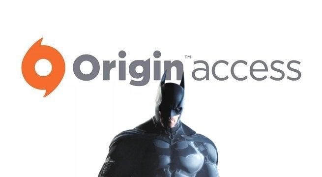 EA's Origin Access Is Getting Warner Bros. Games