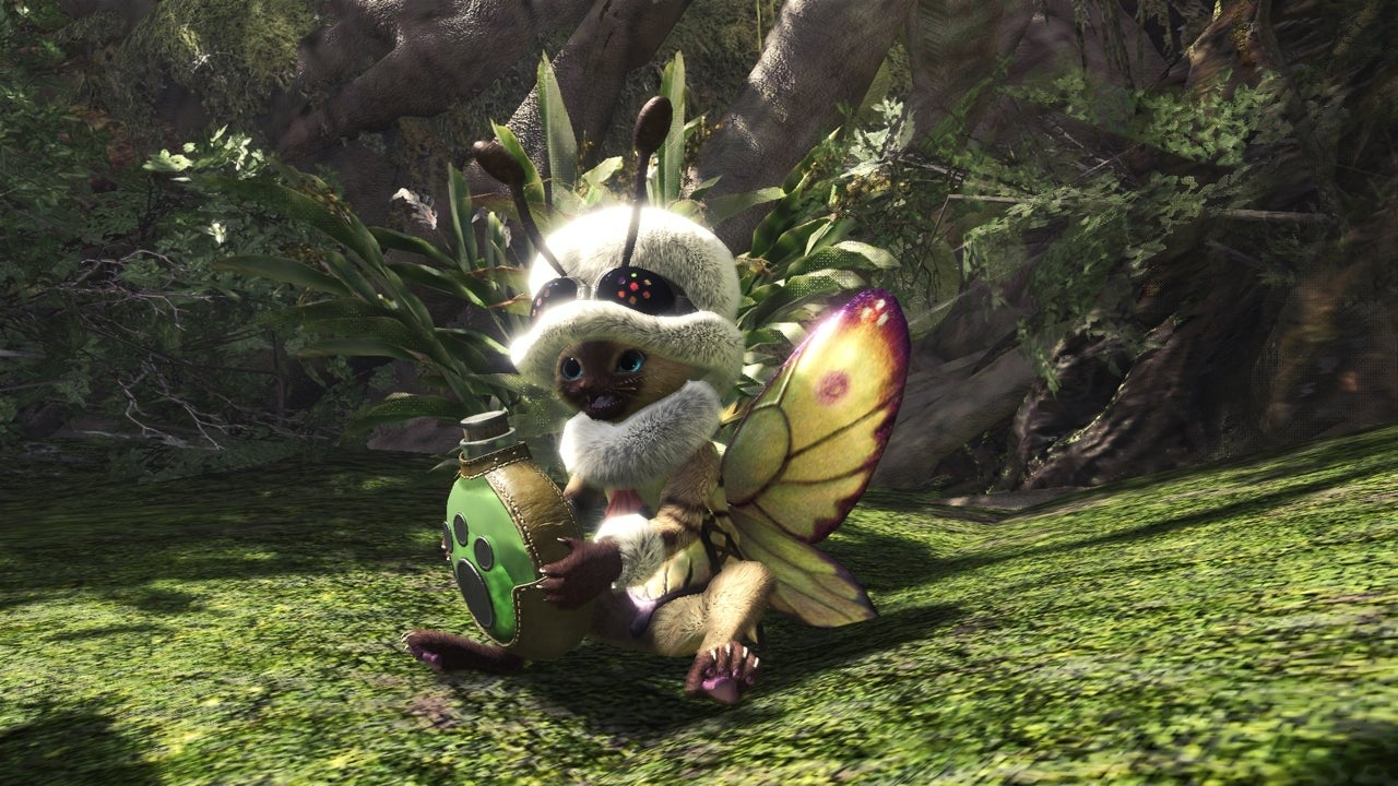 Details for Monster Hunter World Spring Blossom Fest Revealed
