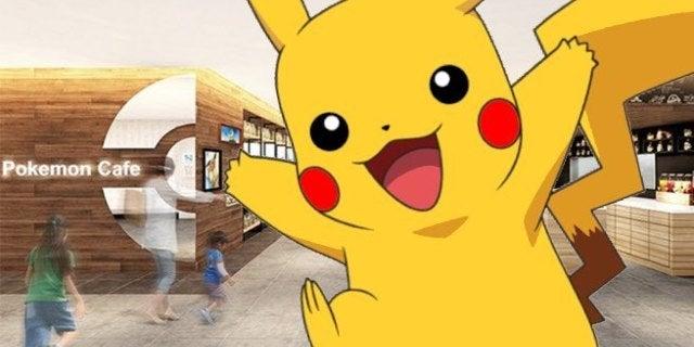 pikachu pokemon center