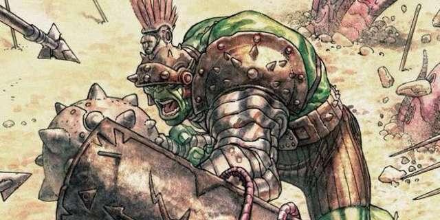 Planet Hulk - Cover