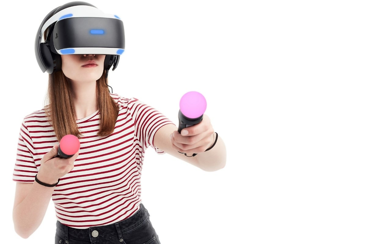 PSVR Gets An Official $100/£90 Price Drop In US