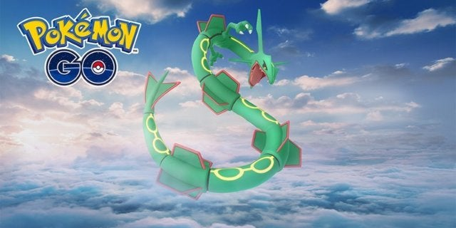 Pokemon Go Moves Rayquaza Closer in Catch Screen, Android Users Rejoice