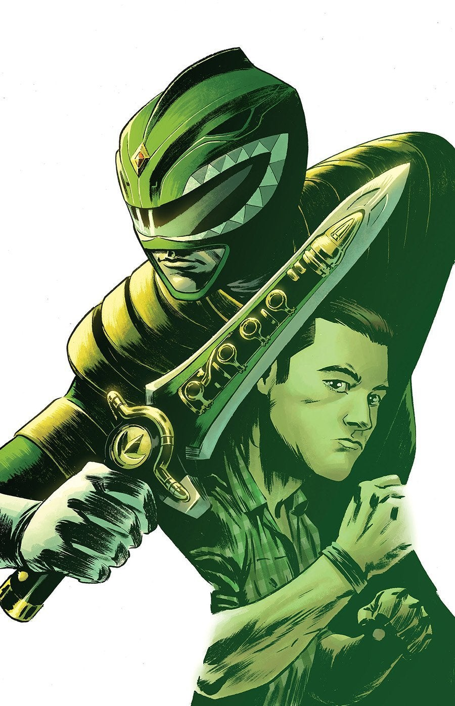 Power-Rangers-Contest-ECCC-2018-Green-Ranger-Variant