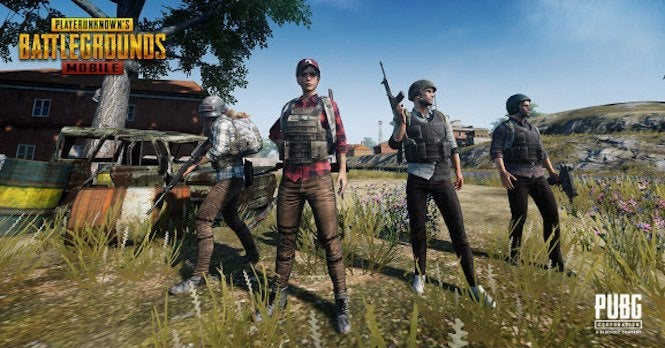 PlayerUnknown's Battlegrounds Available Now On Mobile, For