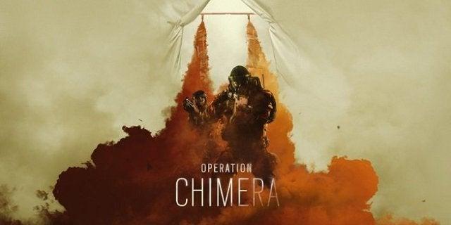 Rainbow Six Siege Operation Chimera