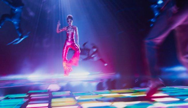 Ready Player One Easter Eggs - Dance