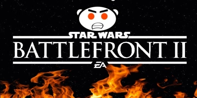 star wars battlefront 2 most downvoted comment in reddit history