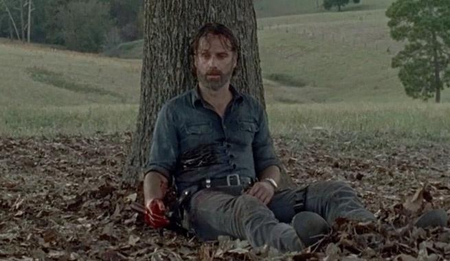 Andrew Lincoln to Depart The Walking Dead