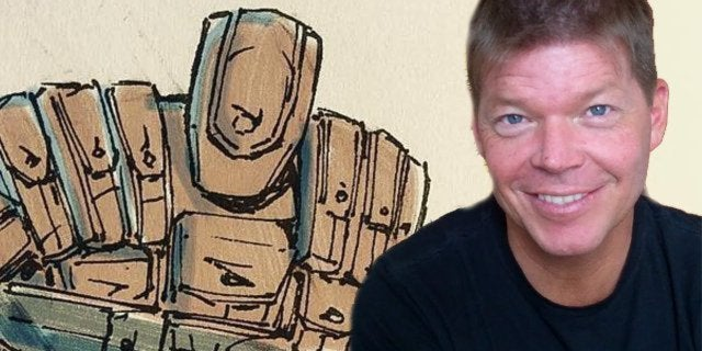 rob liefeld pouch