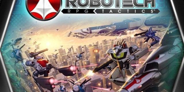 Robotech-Tactics-Kickstarter