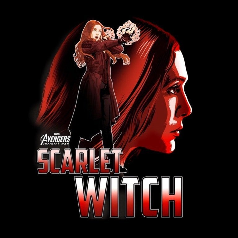 Scarlet-Witch-Avengers-Infinity-War-Promo-Art
