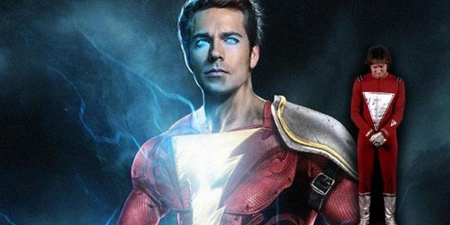 shazam mork and mindy zachary levi