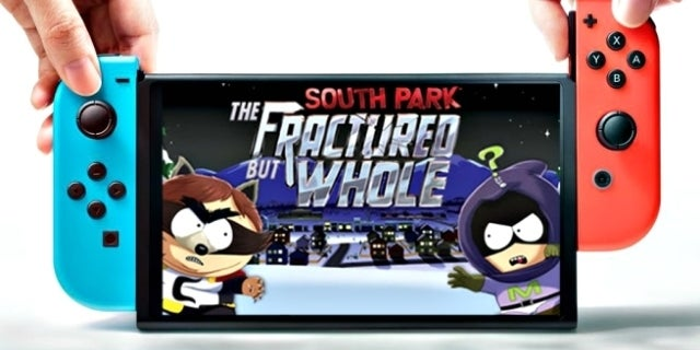 South Park: The Fractured But Whole Coming to Nintendo Switch Next Month