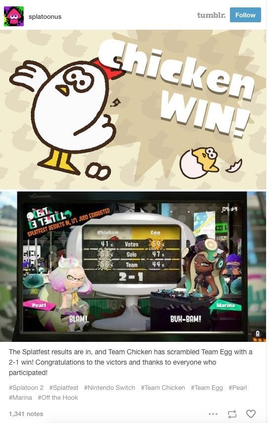 Splatoon 2 2