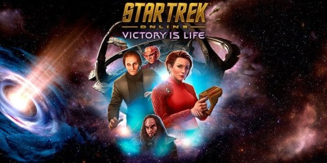Star Trek Online Victory is Life