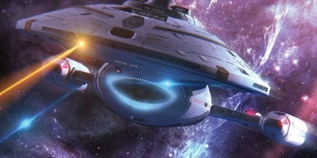 Star Trek Voyager Architects of Infinity