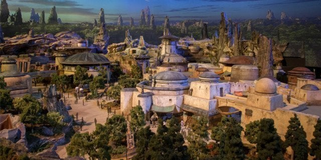 star wars galaxy's edge disney