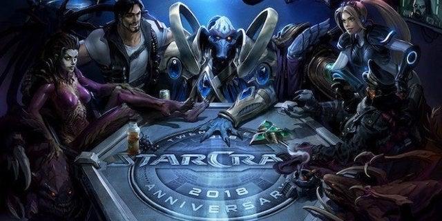 Starcraft Twitch