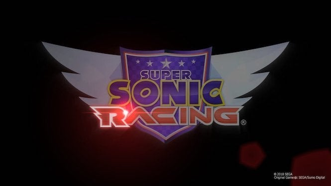 SEGA releases TOP SECRET Sonic Racing game
