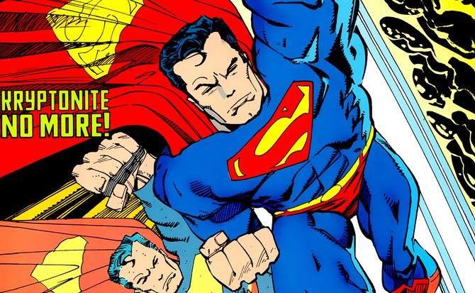 Superman Special by Walt Simonson