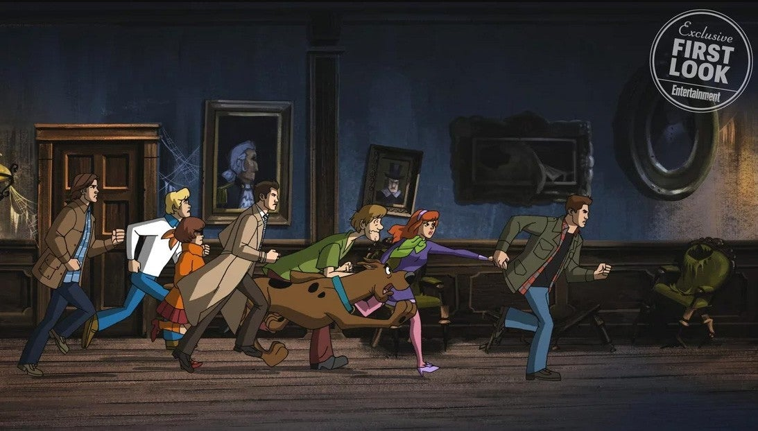 Supernatural Scooby-Doo Crossover Promo & Images
